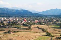 Balloon Vang Vieng Stock Photos