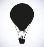 Balloon. Vector drawing Stock Photography