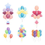 Balloon vector illustration  Stock Photos