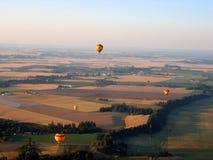 Balloon Vista Stock Photo