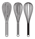Balloon whisk Royalty Free Stock Photos
