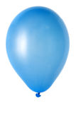 Balloon on White Stock Image