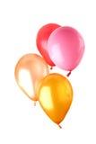 Balloon on white background Stock Image
