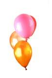 Balloon on white background Stock Photo