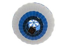 Balloone在天空中 库存图片