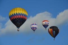 Balloonfest4 foto de archivo