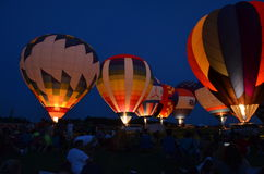 Balloonfest 5 imágenes de archivo libres de regalías