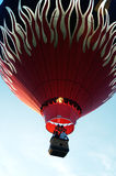 Ballooning 4 Stock Photo