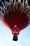 Ballooning 4 stock foto