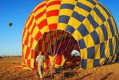 ballooning stock foto's