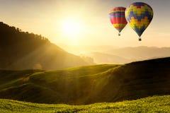 ballooning stock foto