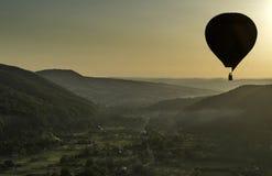 ballooning stock afbeeldingen