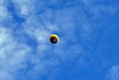 Ballooning in Dordogne stock foto