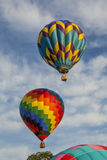 Ballooning 2 Royalty Free Stock Photography