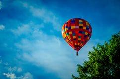 Ballooning Stock Photo