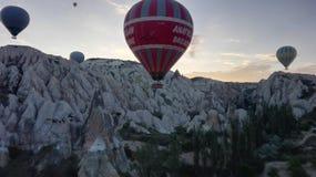 Balloonride Fotos de archivo libres de regalías