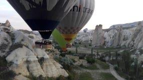 Balloonride Imágenes de archivo libres de regalías