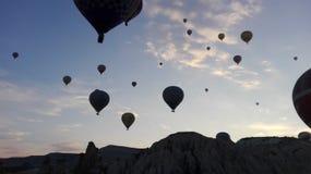 Balloonride Stock Image