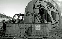 Balloonride Cappadocia Stock Photography