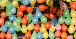 Balloons. Colorful balloons stock image