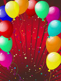 Balloons Royalty Free Stock Image