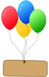 balloons Στοκ Εικόνα