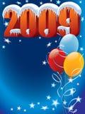 Balloons 2009 Royalty Free Stock Image