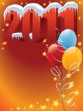 Balloons 2011 Stock Photo