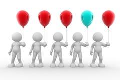 Balloons Royalty Free Stock Image