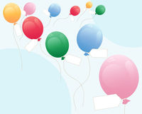 Balloons Royalty Free Stock Photography