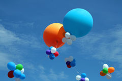 Free Balloons Royalty Free Stock Photo - 2735175