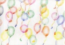 Balloons Stock Photography