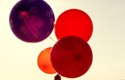 Free Balloons Royalty Free Stock Images - 44750289