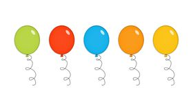 Free Balloons Royalty Free Stock Photography - 4669677