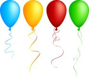 Balloons. Royalty Free Stock Photos