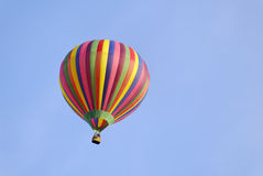 Balloons in the air Royalty Free Stock Images