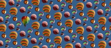 Balloons amok Stock Photography