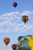 Balloons Away Royalty Free Stock Photo