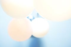 Balloons background Stock Photography