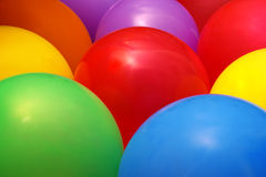 Balloons Background Stock Image