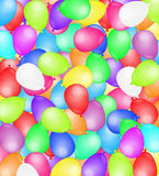 Balloons Background Royalty Free Stock Image
