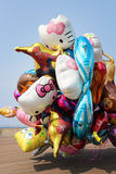 Balloons bouquet Stock Images