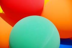 Balloons bouquet Stock Photos