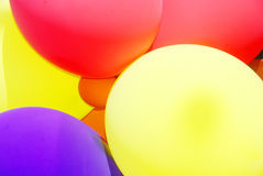 Balloons bouquet Stock Photo
