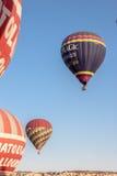 Balloons in Cappadocia Royalty Free Stock Image