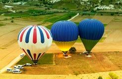 Balloons Cappadocia Stock Photos
