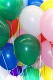 balloons colorful 免版税库存图片