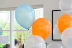 Balloons for decoration party Royalty Free Stock Image
