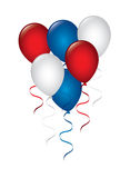 Balloons design Stock Photography