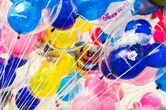Balloons at Disney Royalty Free Stock Photography